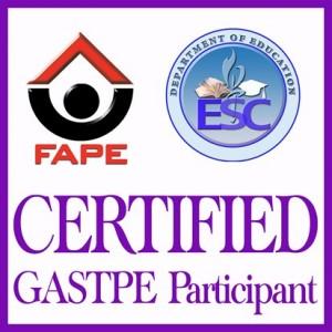 FAPE ESC Certified Square sm