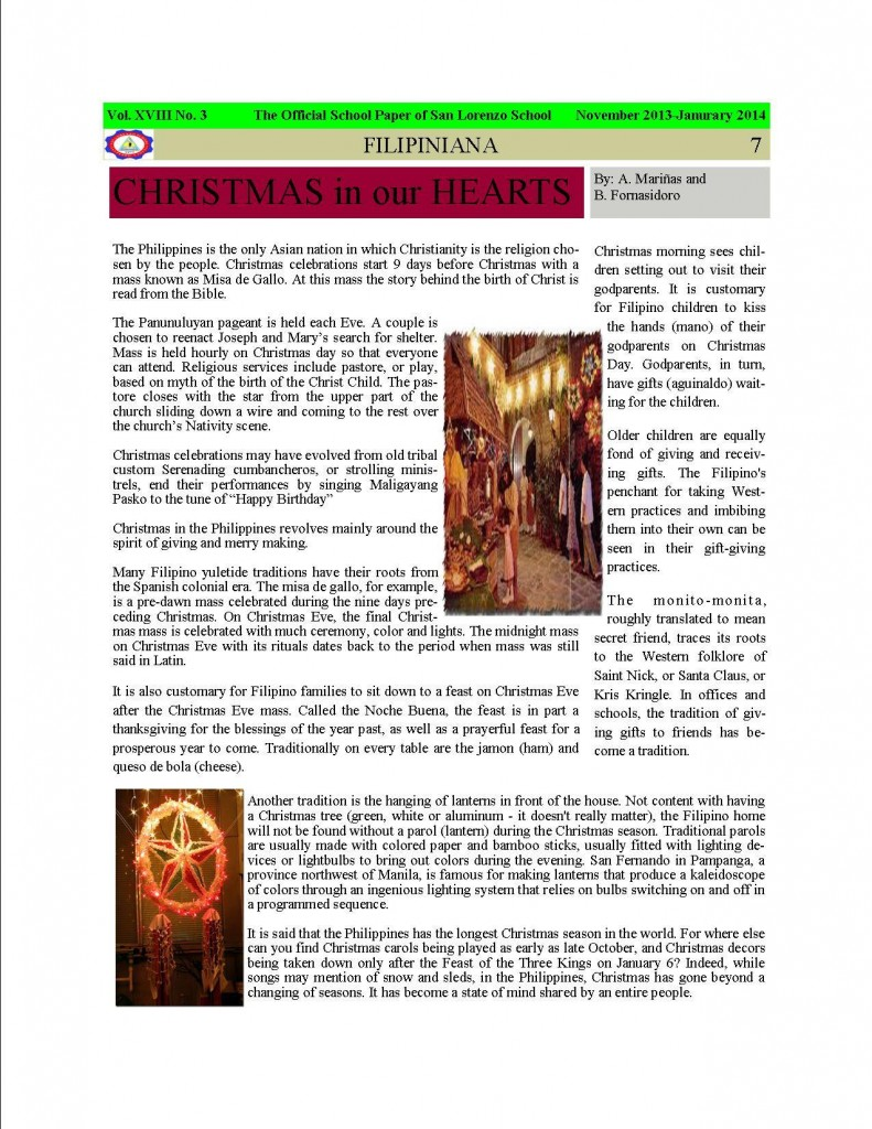 2013 - 2014. Issue 3, Page 7