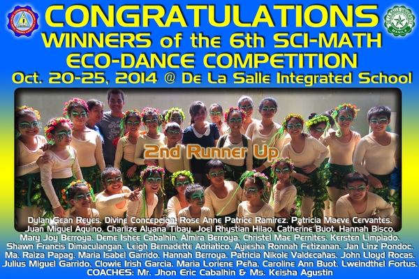 DLSU Eco-Dance 6x4