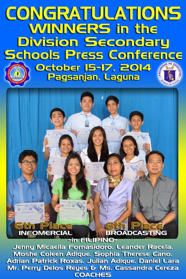 DSSPC Filipino
