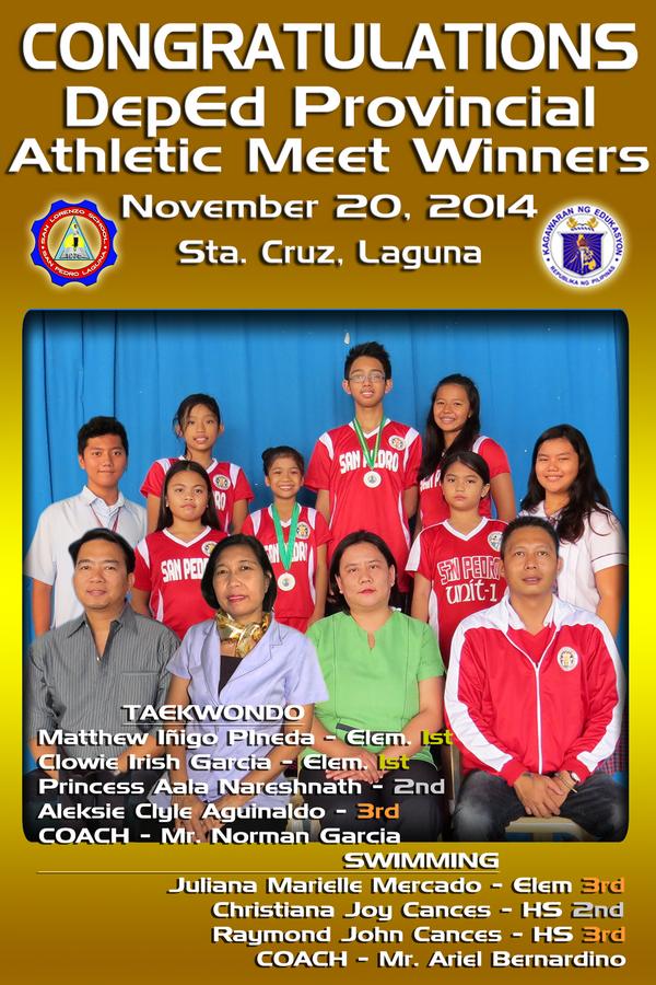 Provincial Meet