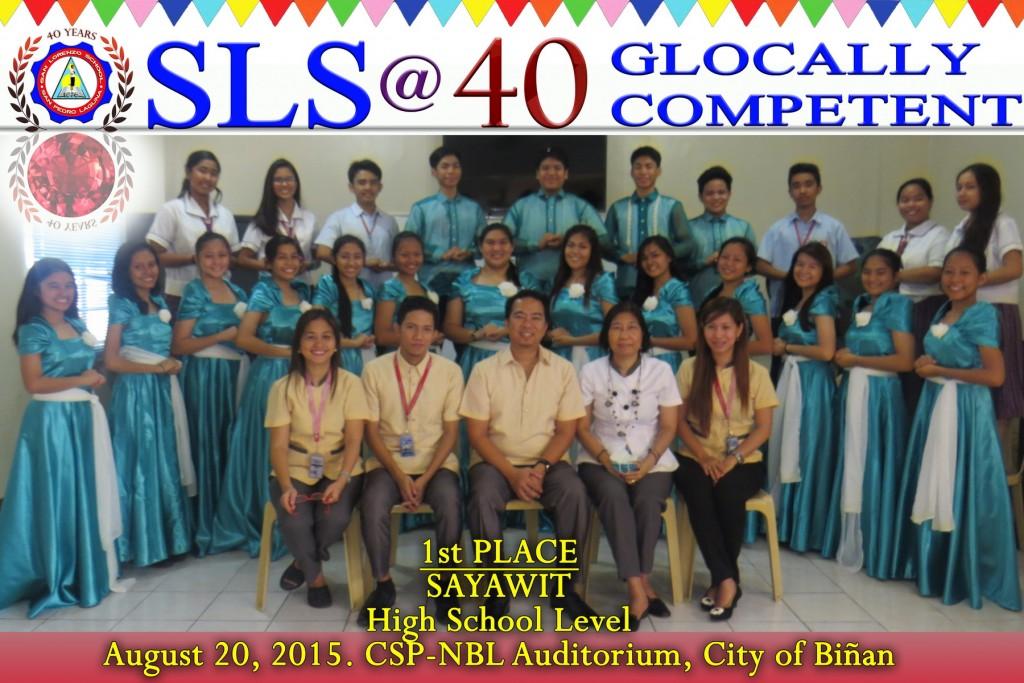 2015 DSSPC English
